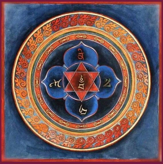 Ganachakra Emblem