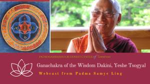 Buddhist smiling