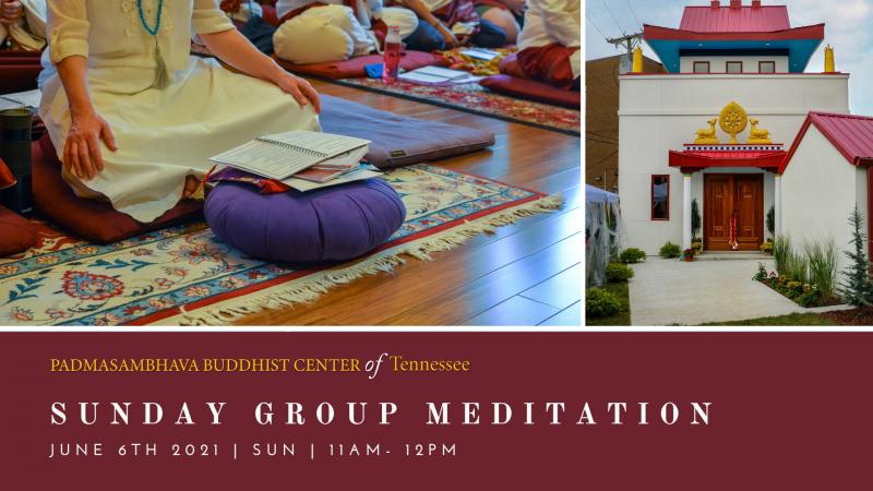 Sunday Group Meditation