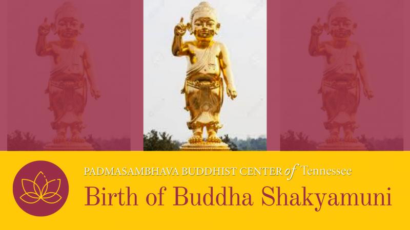 Birth of Buddha Shakyamuni