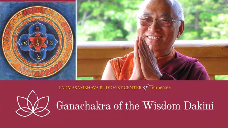 Ganachakra of the Wisdom Dakini