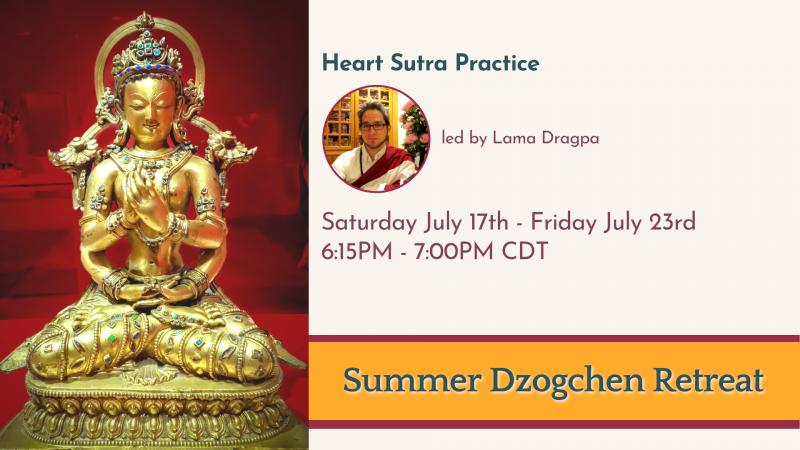 Heart Sutra Practice